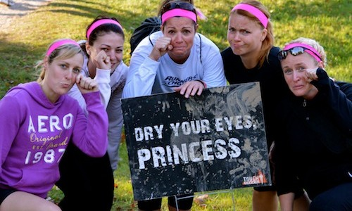 Life List: Lethal Ladies take on a Tough Mudder!