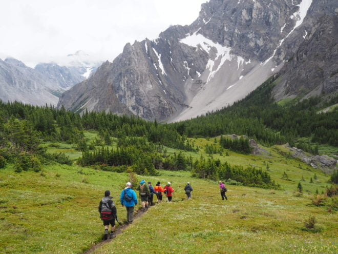 Outward Bound Canada Veterans Programs