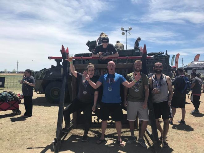 Spartan Finishers