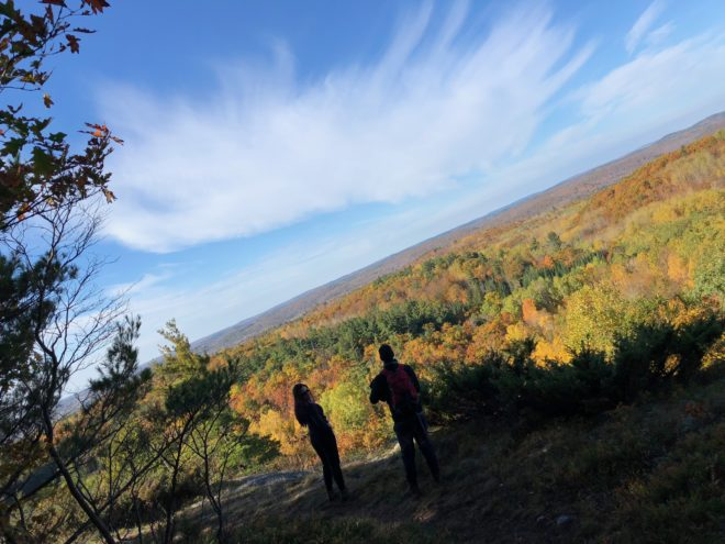 Blueberry Mountain: 5k Hike in Lanark - Girl Gone Good