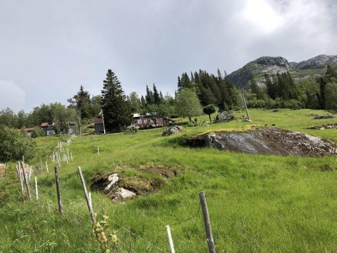 Kjeåsen Farm