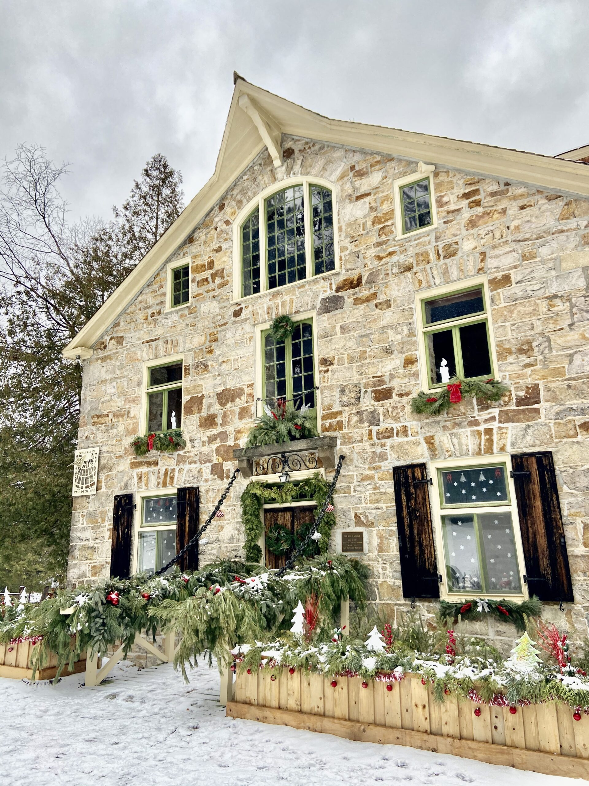 Mill of Kintail in Almonte: Trail Guide