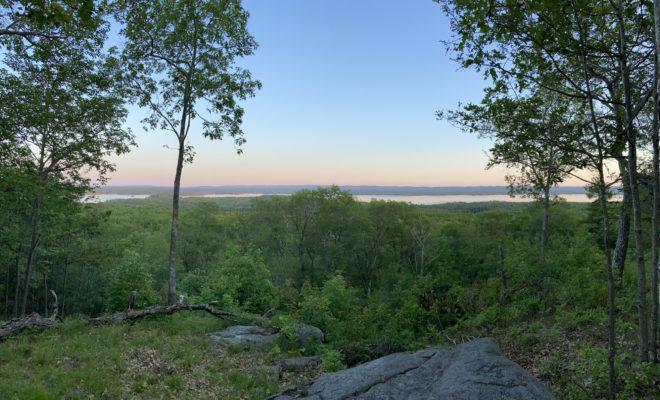 deacon escarpment