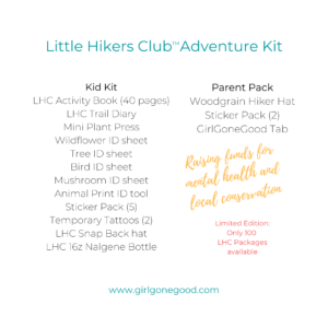 Little Hikers Club