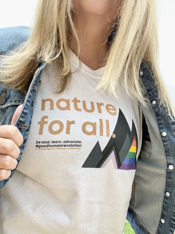 Nature For All Inclusivity T-Shirt