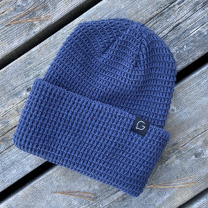 Waffle Knit Toque