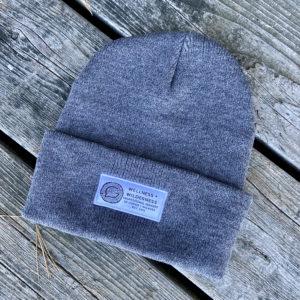 cuffed knit toque